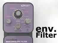 envelope/filter