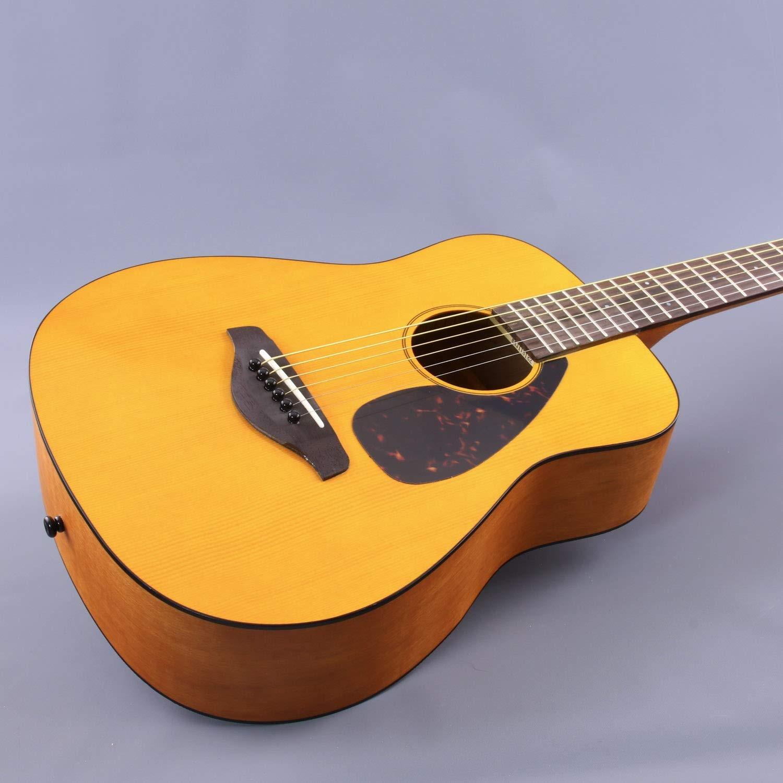 Yamaha FG JR1 & JR2 acoustic guitar review - GuitarEuroShop com
