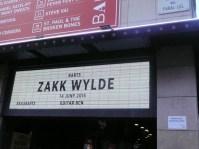 Zakk Wylde 26 Guitar BCN Barcelona 2016 12