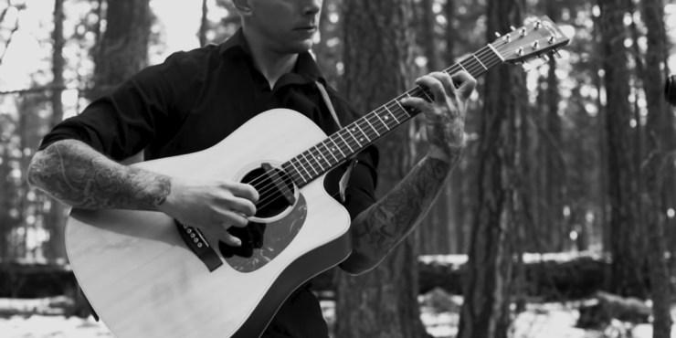 Enterprise Earth guitar play through