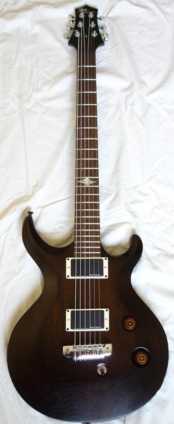 Saint Guitar Company Baritone Messenger