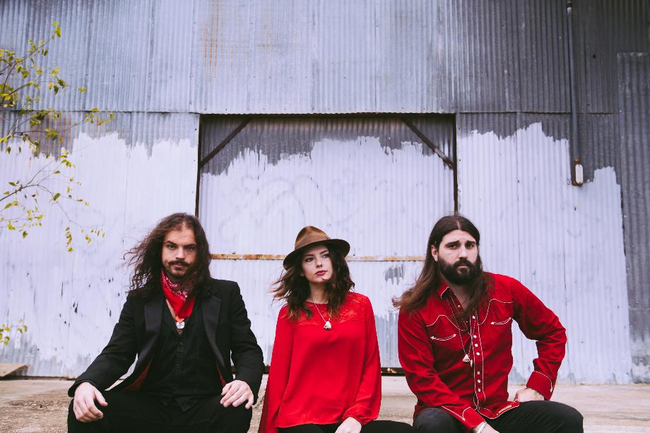Interview with the Texas Kelly Green Band - Guitar Girl Magazine