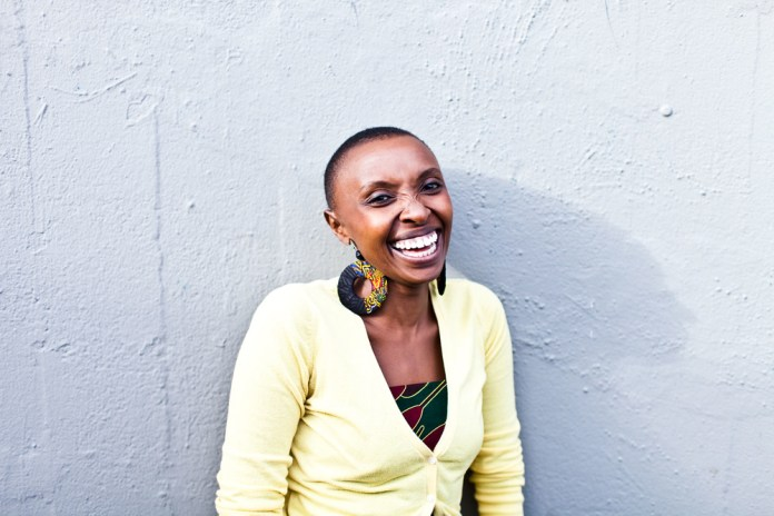 Naomi Wachira promo