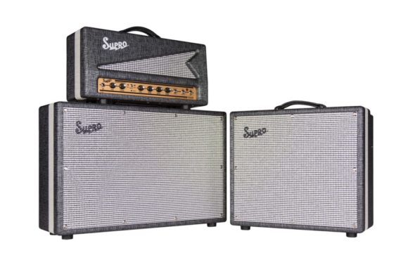 KMC Music Amps Up the Volume with Introduction of Supro 1699R
