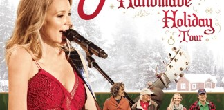 Jewel Handmade Holiday Tour Poster