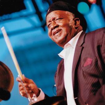 New Drum Loop Collection by Legendary Drummer Bernard Purdie
