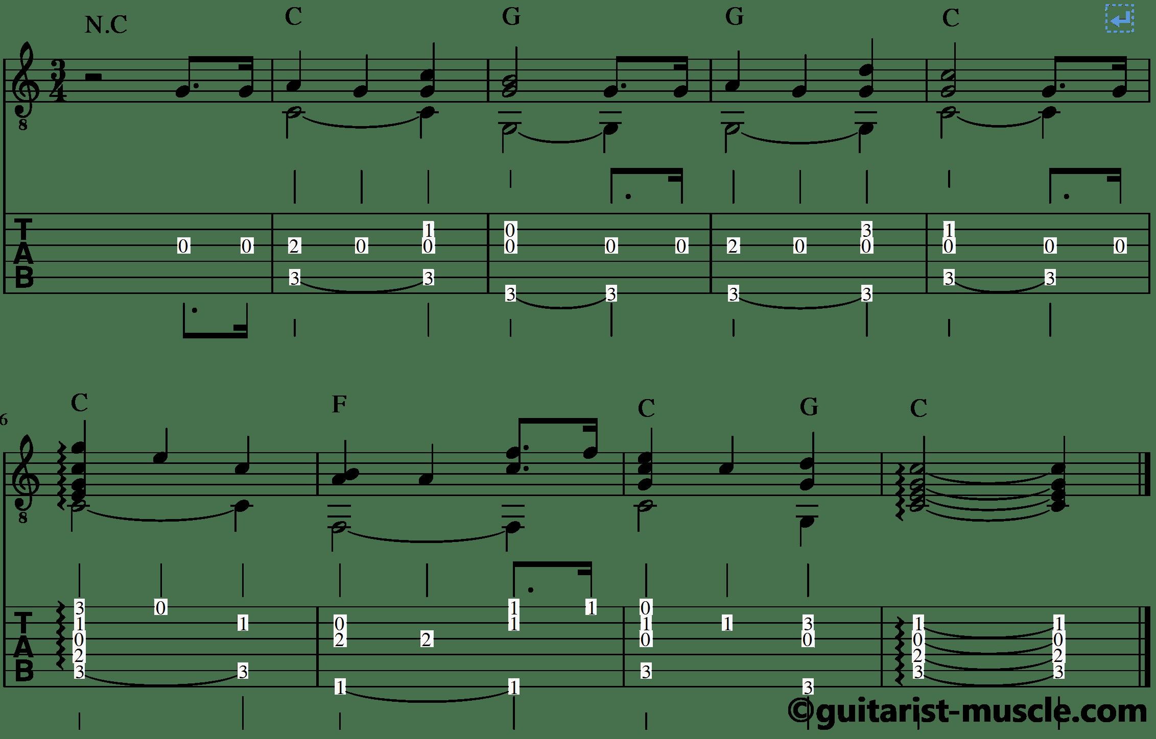トゥーユー 楽譜 バースデー ハッピー