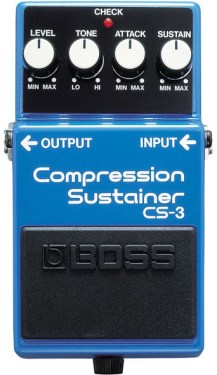 Compresseur / sustainer de BOSS
