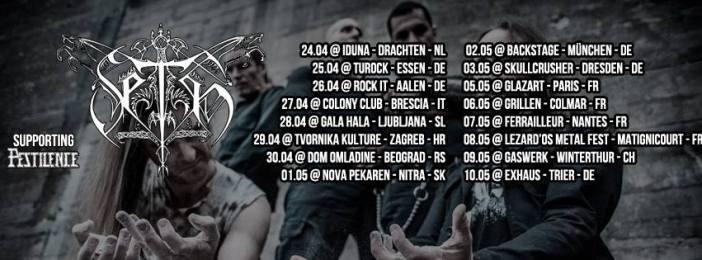pest over tour 2013