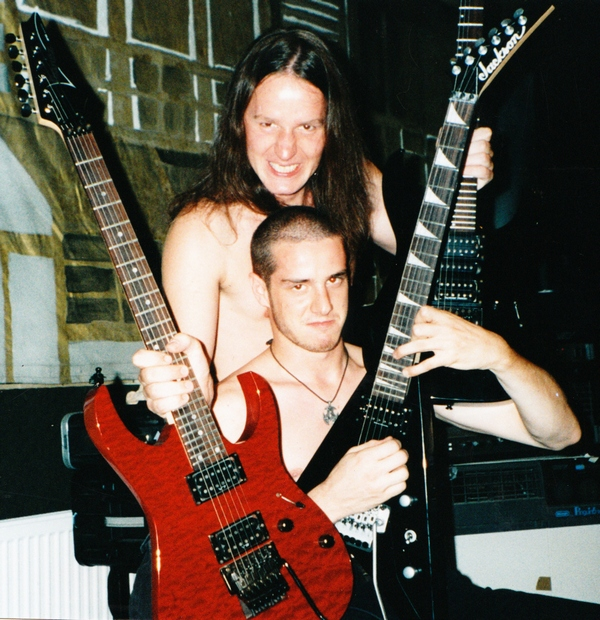 Guitar Recordings_Jens, Ozan