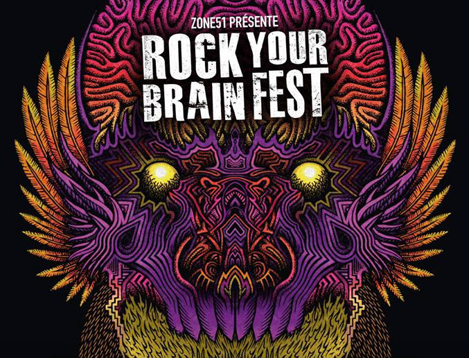 rock your brain logo