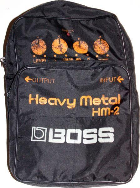 sac a dos boss hm2