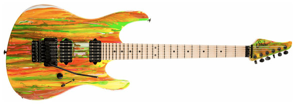 Suhr The Neon Drip 80′s Shred