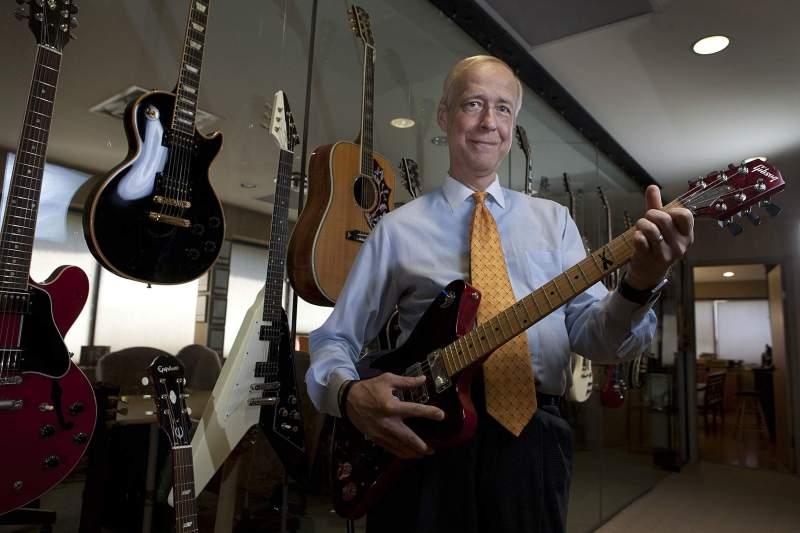 Henry Juszkiewicz - CEO da Gibson