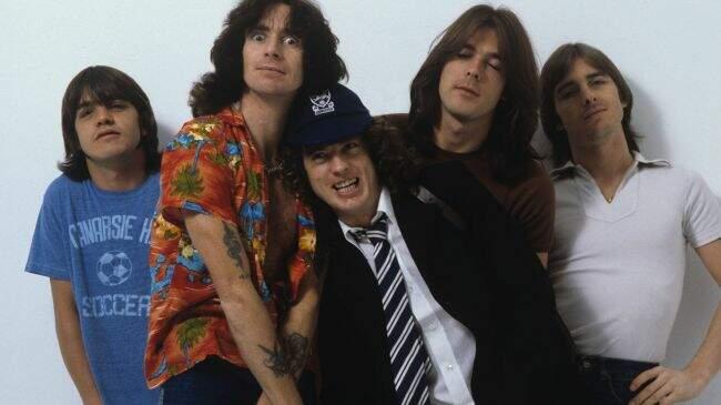 AC/DC em 1979