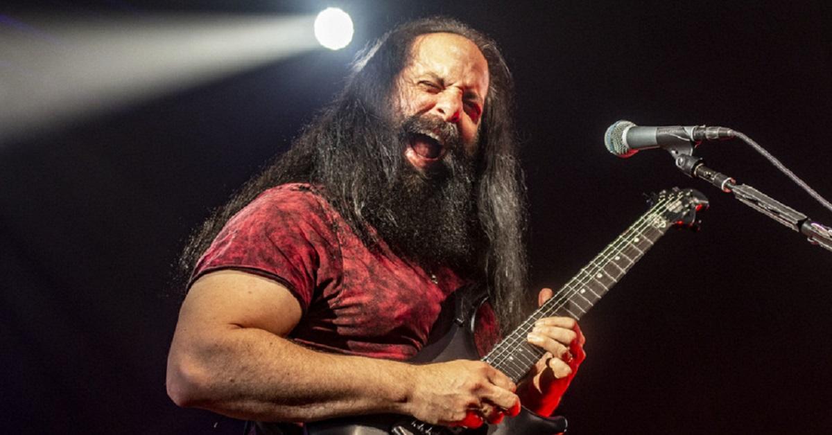 John Petrucci Blues