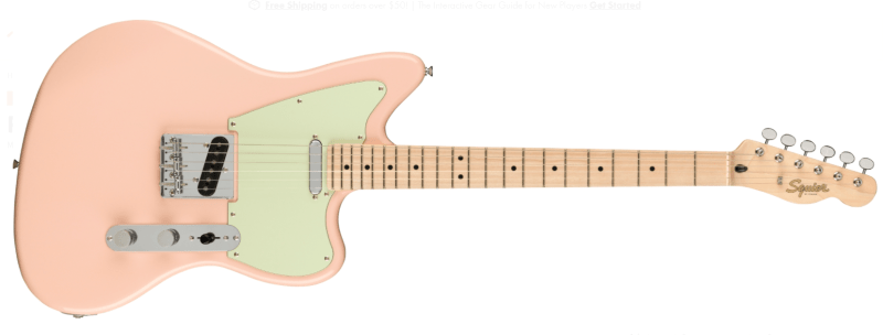 Squier Paranormal Offset
