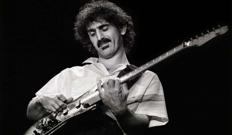 Frank Zappa Equipamento