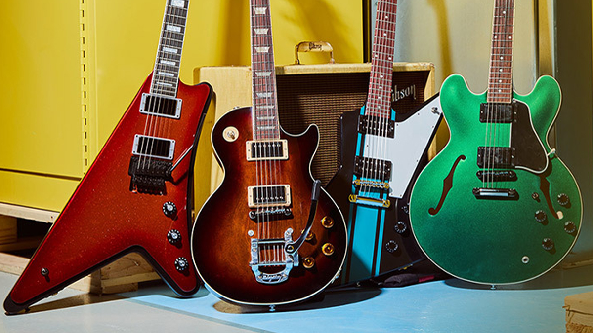 gibson mod collection