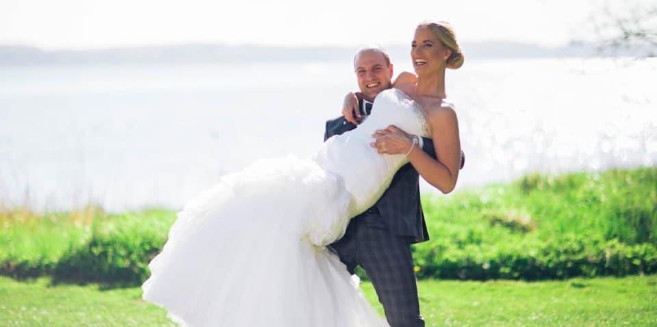 musik til bryllup - brudepar