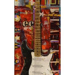 Eric Clapton Guitar Blackie Fender Stratocaster 2