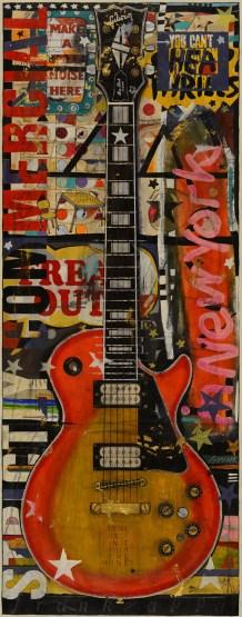 Frank Zappa Gibson Les Paul