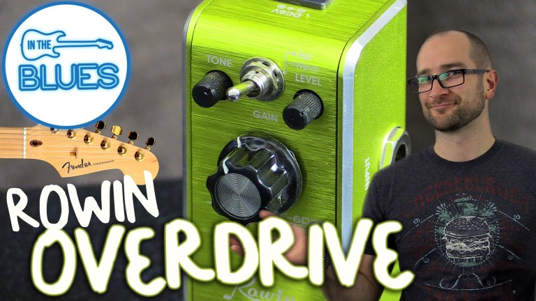 Rowin Overdrive Pedal