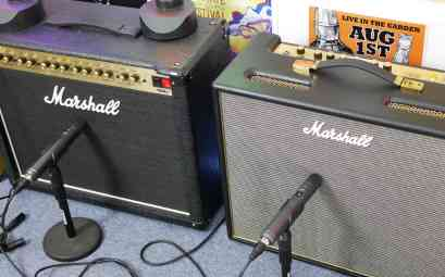 Marshall Origin or DSL