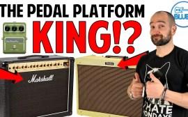 Pedal Platform Guitar Amplifiers