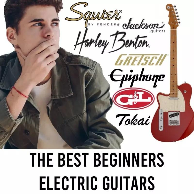 The Best Beginner Electric Guitars