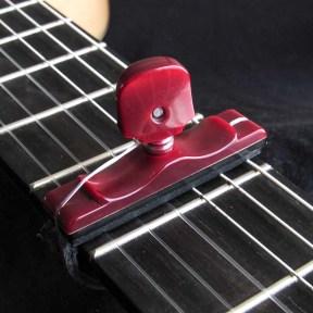 Cejilla artesana roja