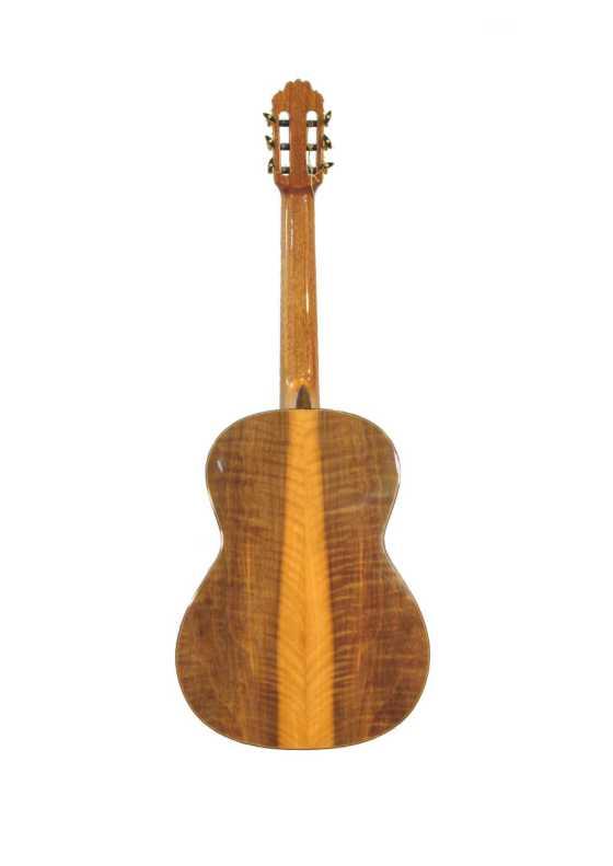 Guitarra Bitar Nogal