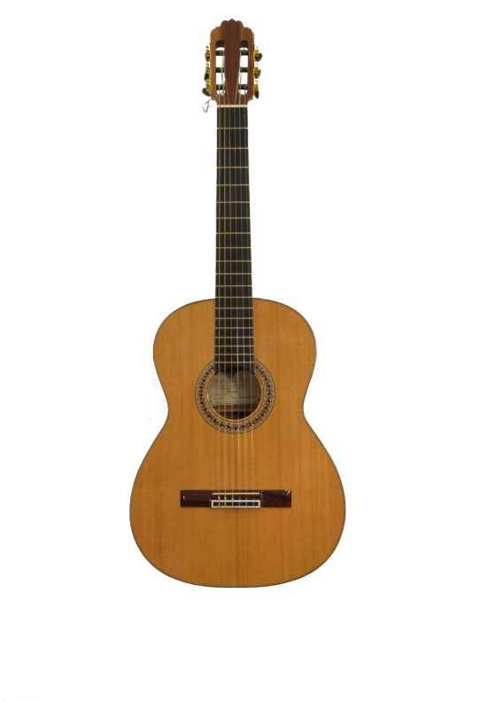 Guitarra Bitar Nogal clasica