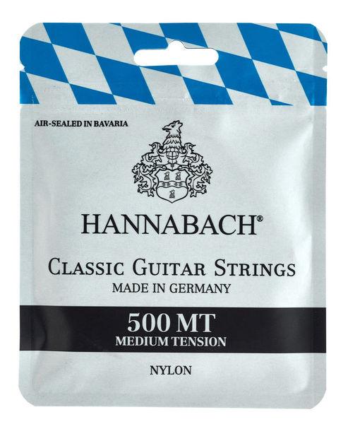 Hannabach clásico 500MT