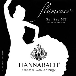 Flamenco Hannahbach 827MT