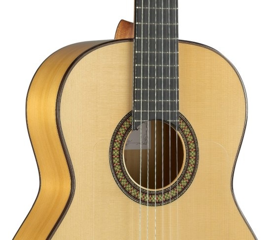 Guitarra flamenca 7FC