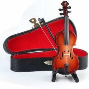 Miniaturas de instrumentos