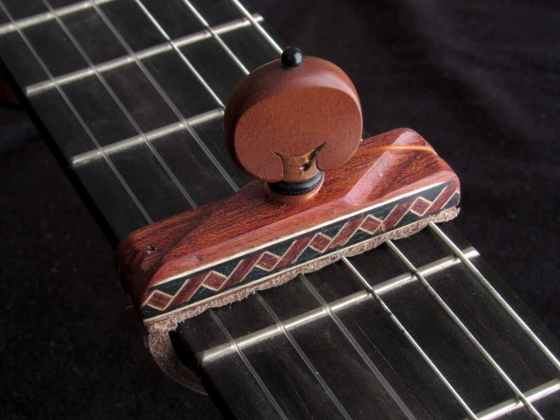 Cejilla de madera artesana