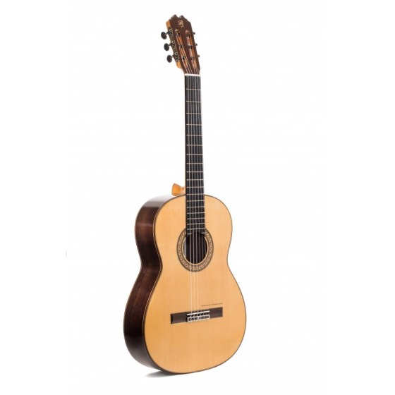 Guitarra flamenca Prudencio Saez G18
