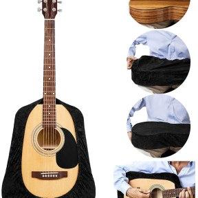 funda protectora guitarra