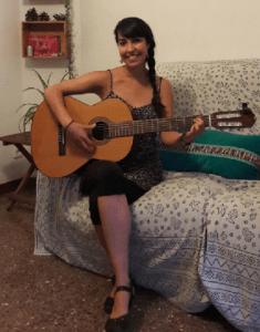 rosabel recomienda este curso de guitarra