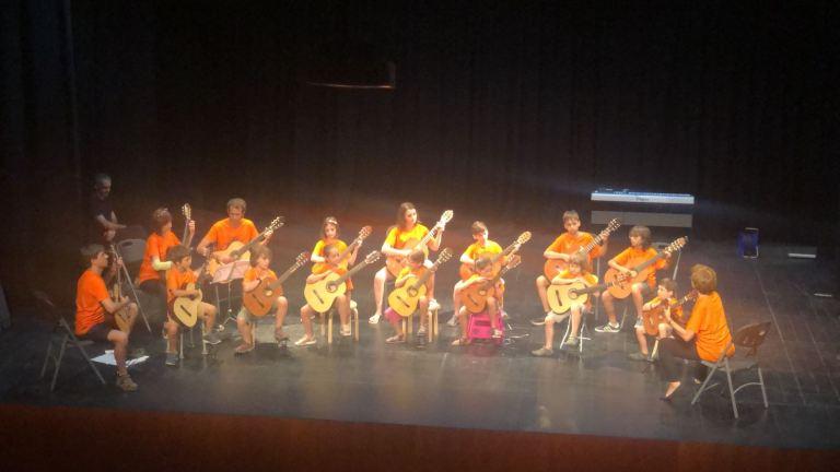II Curso de verano de Guitarra Suzuki