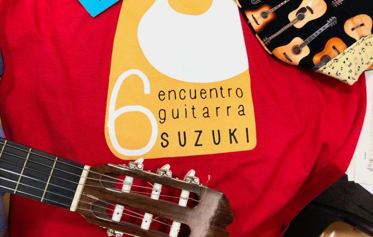 Comienza el 6º Encuentro Nacional de Guitarra Suzuki