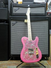 Fender Telecaster Classic 69 Red Paisley