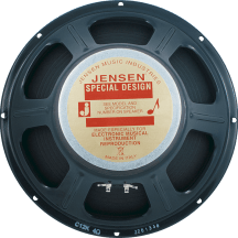 Celestion C12K Speaker for a Deluxe Reverb
