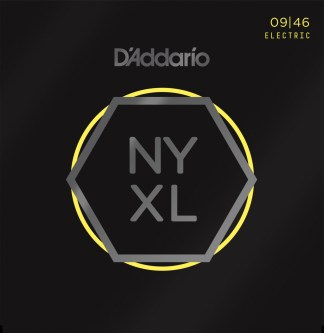 D'Addario Electric Guitar String NYXL0946 Front