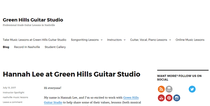 greenhills-guitar-studio