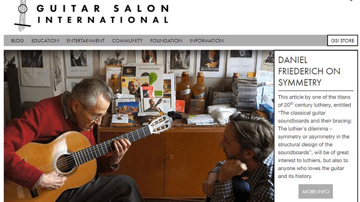 guitar salon