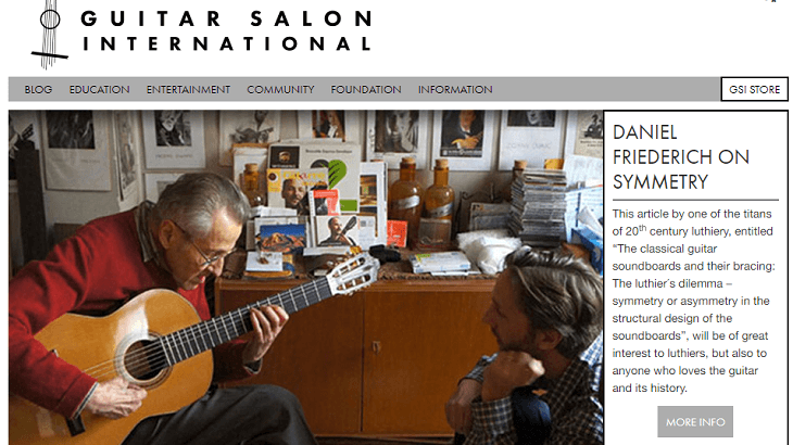 guitar salon