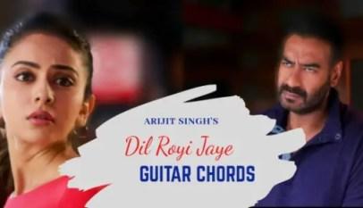 KESHRI: Ve Maahi Guitar Chords | Arijit Singh | Akshay Kumar